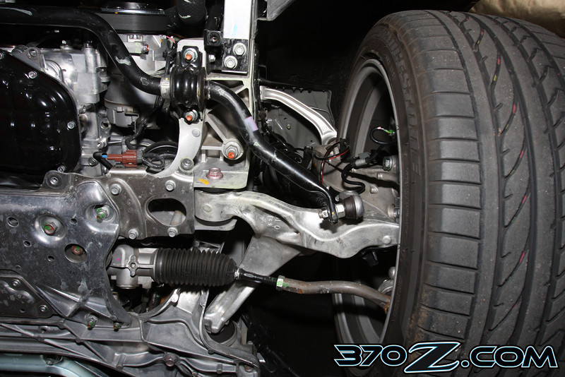 Nissan 370Z Review Suspension gt 370z com gt 370z com
